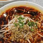 91160705 - 黒タンタン麺
