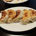 麺の風 祥気 - 自家製手作りジャンボ餃子