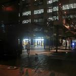 WEE BEE'S - 夜のお散歩風景:WB'S 横