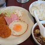 こづち食堂 - セットD