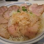 91162989 - チャーシュー麺 塩