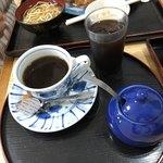 うるま食堂 - 2018年8月15日  コーヒー付き(ホット・アイス)