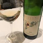 クリマ ディ トスカーナ - PIEROPAN 生産者が他界 特別なワインを開けていただきました