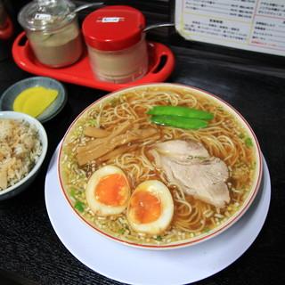 みずさわ屋 - 料理写真:これぞ、中華そば