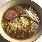 北の国からインフォメーションハウス - 丼にスープを入れ300mLのお湯で薄めて出来上り