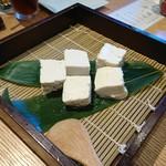 響 - ざる豆腐