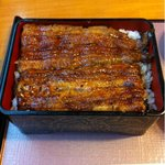 天春 - 天然鰻、5,500円。 8/19段々と脂がのってきました。