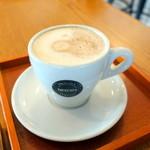 エスプリ・ド・ビゴ - おかわり自由のカフェ、カフェモカ