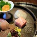 大和屋別荘 - 料理写真:造り