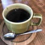 メールネージュ - 400円のホットコーヒー