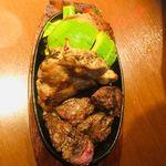 ステーキ&ハンバーグ専門店 肉の村山 - ワイルドモンスター