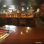 ステーキ&ハンバーグ専門店 肉の村山 - 店内