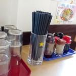 中華食堂 チャオチャオ - 料理写真:テーブルの上の様子。