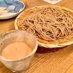 一角 - クルミ蕎麦