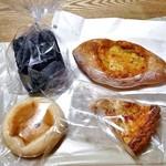 アルモニエ ワシマ ブランジュ - 購入したパン類