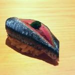 91175200 - 秋刀魚塩〆