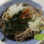 玉喜 - なめこおろし蕎麦