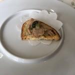 フランス食堂 シェ・モア - 料理写真:プチオードブル    豚肉のリエット
