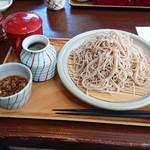 松栄庵 - 料理写真:大盛蕎麦