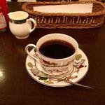 仏蘭西屋 - お代わりのホットコーヒー