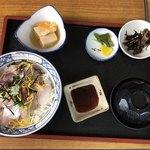 91179415 - 醤丼定食