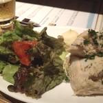 CONA - 酒のお供にツナとオリーブのポテトサラダ