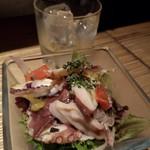 CONA - タコとレッドオニオンのマリネ♡ 毎回食べたい!