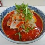 札幌屋台ラーメン - 料理写真:激辛ラーメン