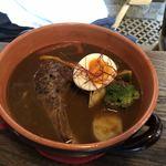 九十九別邸 豆の湯 - ラムチョップ