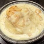 花畑牧場 RACLETTE ~ラクレットチーズ専門店~ - ラクレットチーズのパスタ