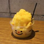 ハピネスバナナ - かき氷 マンゴー☆