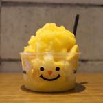 ハピネスバナナ - 料理写真:かき氷 マンゴー☆