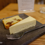 石かわ珈琲 - チーズケーキ&パウンドケーキ