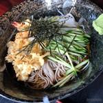 武蔵野 - 料理写真:海老おろしそば