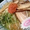 ちゃーしゅうや武蔵 - 料理写真:からし味噌ちゃーしゆーめん