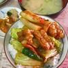 力焼肉店 - 料理写真:ホルモン野菜炒め定800円