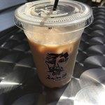 91192003 - アイスカフェラテ…コーヒーの味が薄すぎます