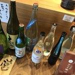 うなぎ 四代目 菊川 - 鰻に合う日本酒