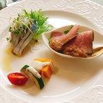 trattoria Luce - 前菜3種盛り