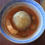 虎屋 壺中庵 - 蛸のジャガイモ饅頭