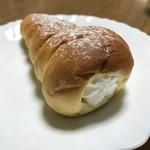 パン・ド・ユウ - 料理写真:ホワイトコロネ(生クリーム)