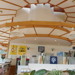 レストラン 青銅館 - ドーム状の屋根