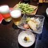 Akitahinaiya - 料理写真:ビール&お通し