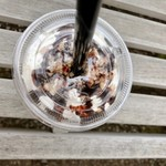 エヌプラスコーヒー - チョコレートシェーク