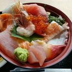 お魚いちば おかせい - 女川丼♪