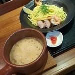 91199614 - 鶏海老つけ麺900円