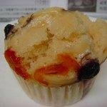 ミスタームシパン - ブルーベリーチーズ 160円