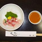 魚庄別館 - 「鯉のあらい」