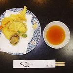 魚庄別館 - 「天ぷら」