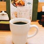 むさしの森珈琲 - 大きなマグカップ!
